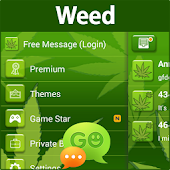 GO SMS Pro Weed