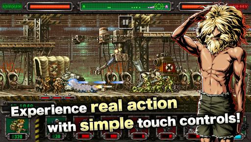 METAL SLUG DEFENSE Screenshot
