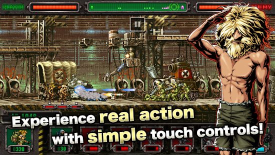 METAL SLUG DEFENSE- screenshot