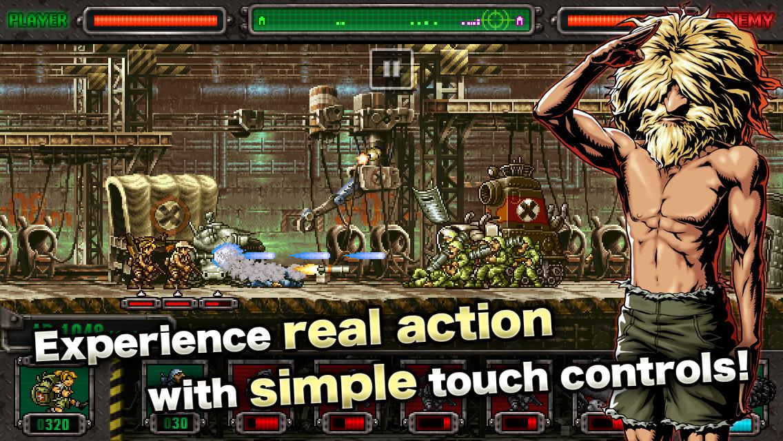 METAL SLUG DEFENSE screenshot #2