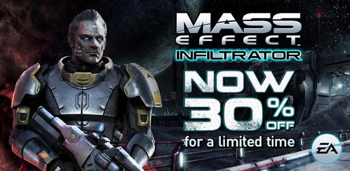 MASS EFFECT™ INFILTRATOR