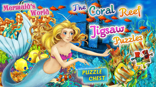 Coral Reef Jigsaw Puzzles
