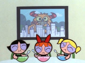 The Powerpuff Girls - Jewel of the Aisle / Super Zeroes