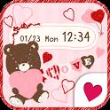 Cute wallpaper★Fortune Heart icon