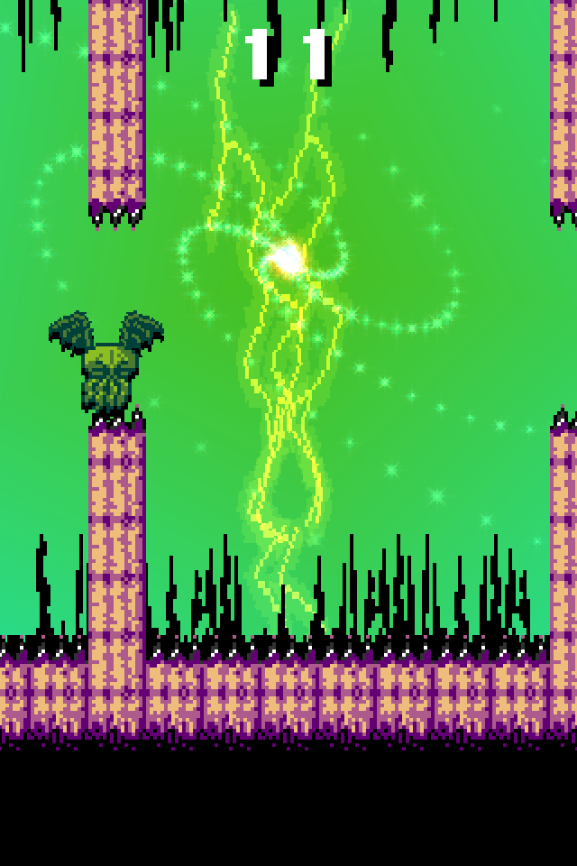 FlapThulhu screenshot #2