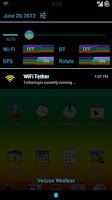 Screenshot of AOKP & CM9 rainBRO .. rainbow