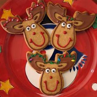 Cinnamon Cookies I