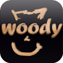 Scratch Draw Woody! Art Game logo