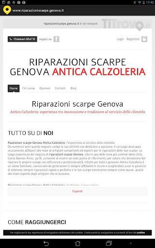 Riparazioni scarpe Genova