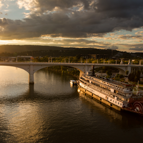 by Matthew Black - Transportation Boats
