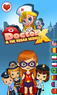 Doctor X The Urban Heroes