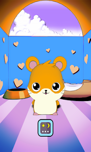我可愛的倉鼠