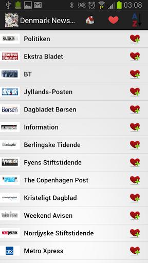 Danmark Aviser og nyheder