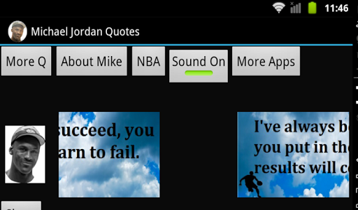 Michael Jordan Quotes App