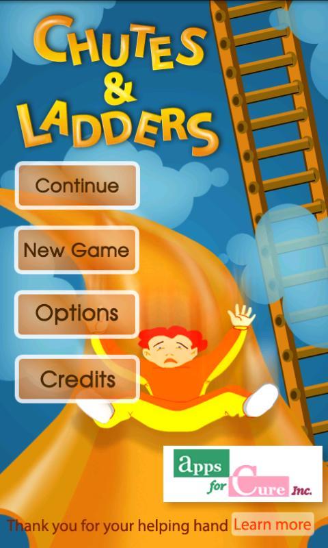 Chutes and Ladders- screenshot
