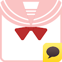 PINK SERA(SAILOR) KAKAO THEME icon