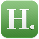 Huffington. icon