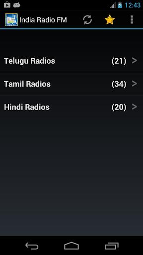 India Radio FM Stations