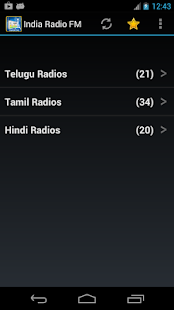 India Radio FM Stations