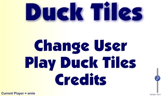 Duck Tiles- screenshot thumbnail