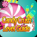 Candy Crush Saga Level Guide icon