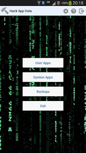 Hack App Data v1.8.0 Ad Free