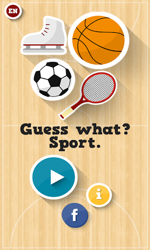 Guess what Sport