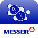 Gas properties & conversion icon