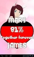 Screenshot of Couples Matching