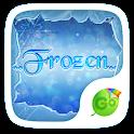 Frozen GO Keyboard Theme icon