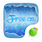 Frozen GO Keyboard Theme 3.87 Apk