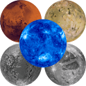 Heliosphere icon