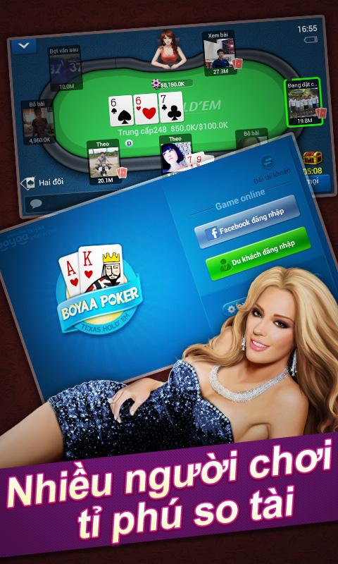 Texas Poker Việt Nam - screenshot