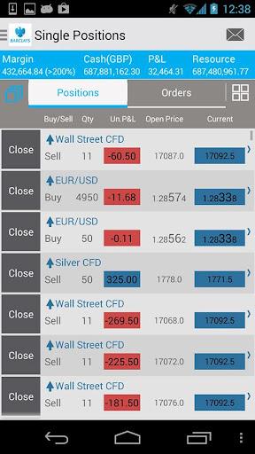 Barclays CFD FST
