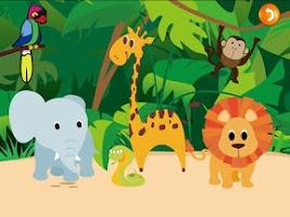 Screenshot of QCat- Toddler Animal Park free