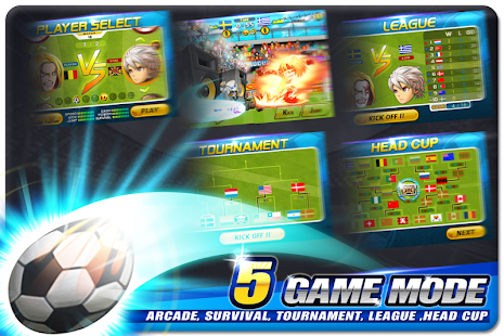 Head Soccer - screenshot thumbnail