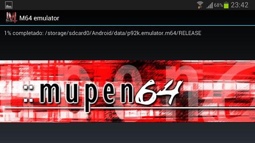 M64 emulator for PC