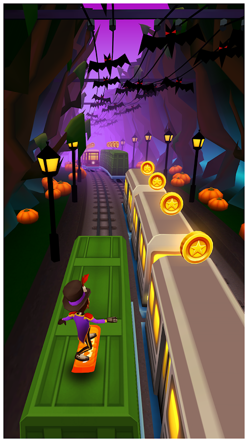 Android Subway Surfers Resimler