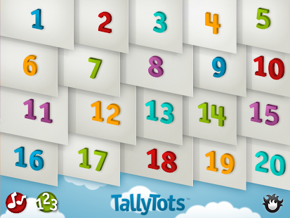 TallyTots Counting- screenshot thumbnail