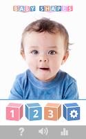 Screenshot of Baby Shapes