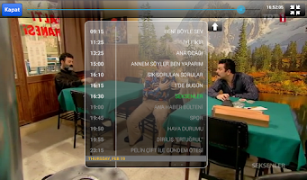 Screenshot of Uyanık TV