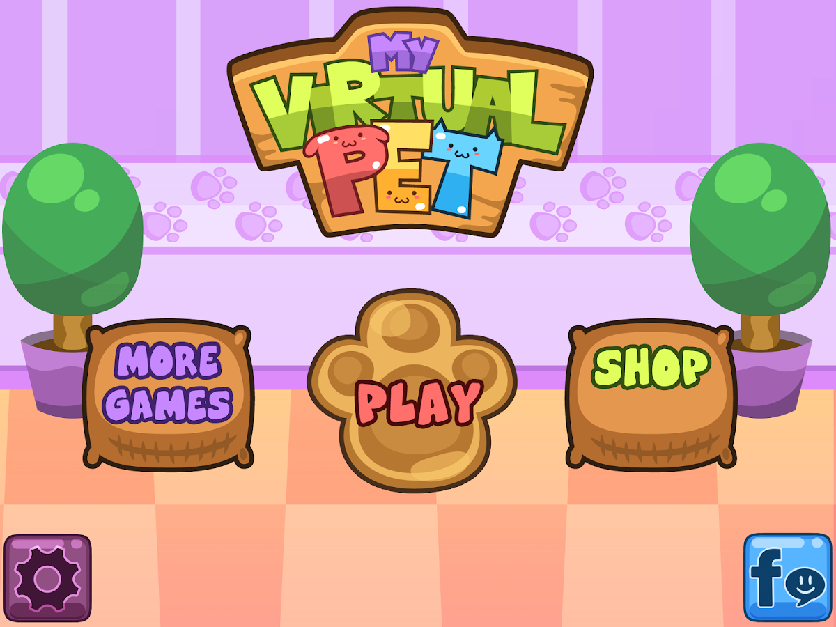 My Virtual Pet - Cats and Dogs - screenshot