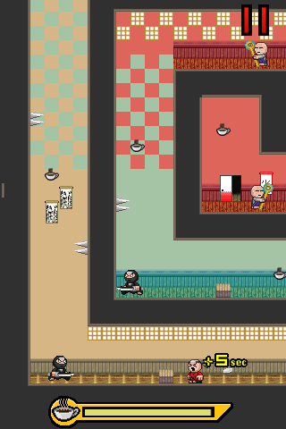 Hyperactive Ninja- screenshot
