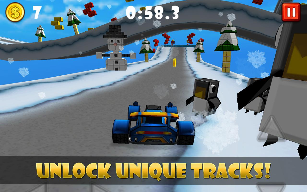 Minicar Champion: Circuit Race - screenshot