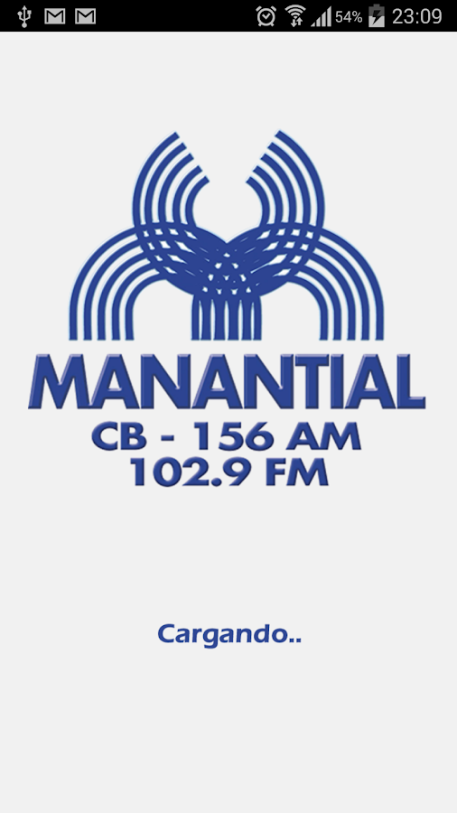 Radio Manantial- screenshot