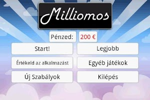 Screenshot of Milliomos