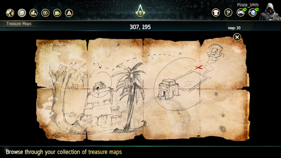 Assassin's Creed® IV Companion- screenshot thumbnail