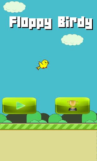 Floppy Birdy