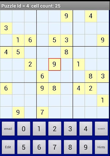 Compleat Sudoku - free version