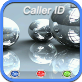 Rocket Caller ID Metal Theme